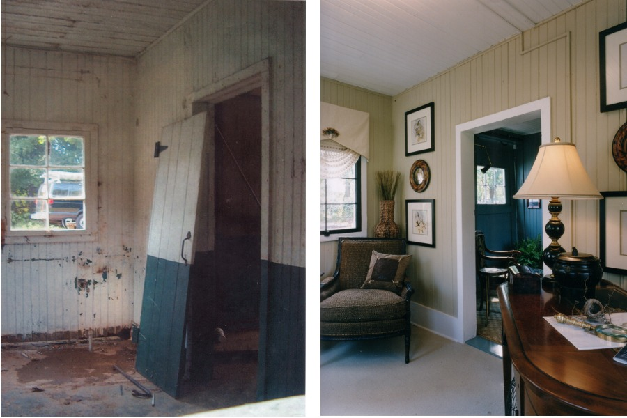 before and after acorn design interiors